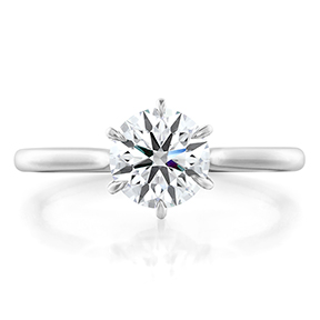 Camilla 6 Prong Engagement Ring